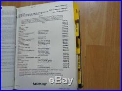 Caterpillar D7H Tractor factory service manual OEM