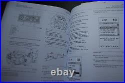 Caterpillar Excavadora Herramienta Control Sistema Operation Service Manual Shop