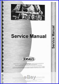 Caterpillar Service Guide Manual (CT-S-GUIDE)