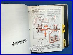 Caterpillar Service Manual 977K 977L Track Type Loaders Repair Book Binder