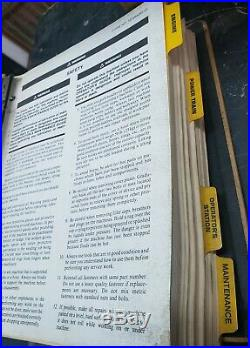 Caterpillar Service Manual V110, V130, V150 Lift Trucks
