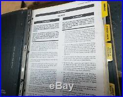 Caterpillar Service manual V40D, V50D, VC60D, V40D-SA, V50D-SA, V60D-SA