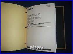 Caterpillar T25d T30d T35d Tc40d V25d V30d V35d Forklift Service Repair Manual
