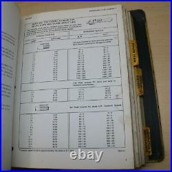 Caterpillar T30B T35B T40B T45B T50B T60B Forklift Repair Shop Service Manual t