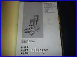 Caterpillar T30b T35b T40b T45b T50b T60b Forklift Service Shop Repair Manual