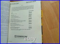Caterpillar T60D thru T150D Lift Truck service manual 5KB 5LB 5MB 5RB 5NB 5PB
