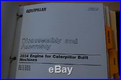 Caterpillar TH103 Telehandler Forklift Repair Service Manual maintenance shop