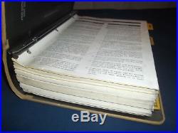 Caterpillar V160b V165b V180b V200b V225b V250b V300b V330 Service Repair Manual