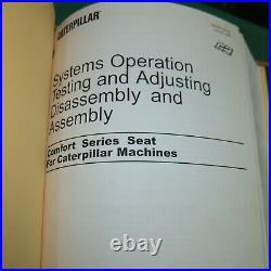 CaterpillarD10T Crawler Tractor Dozer Shop Service Repair Manual Owner Operator