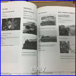 Daewoo D20/25/30S-3 GC/G20/25/30S-3 SERVICE SHOP REPAIR MANUAL FORK LIFT TRUCK