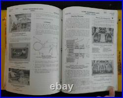 Genuine 1969 Caterpillar D4 D 4 Crawler Tractor Service Repair Manual 39a1 40a1