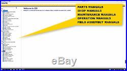 Komatsu CSS Parts + Service Manuals 2019 ALL REGIONS Online Installation