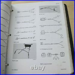 LBX LINK BELT 700LX TIER 3 Excavator Crawler Repair Shop Service Manual Book III
