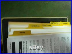 New Caterpillar V60C V70C V80C Forklift Repair Shop Repair Service Manual CAT