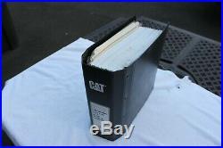 OEM Cat Caterpillar 247B 257B Multi Terrain Loader Service Maint Shop Manual