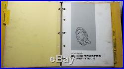 Original Caterpillar D5 Special Application Complete Service Manual 98J