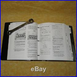 RENR4830 NEW OEM Cat 236 246 252 262 XR Skid Steer Loader Repair Service Manual