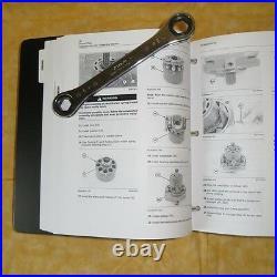 RENR5510 NEW OEM Cat D3G D4G D5G Track Type Tractor Service Repair Shop Manual