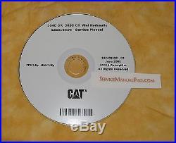 RENR9630 CAT 304C 305C CR Mini Excavator OEM Service Repair Shop Manual FPK MWJ