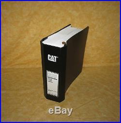 SENR5020 OEM Caterpillar 3406E Engine Service Repair Shop Manual Book 1MM 2WS